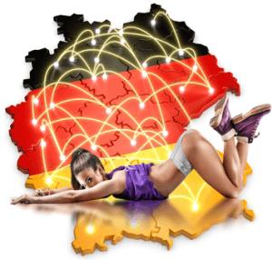 Gogos buchen NRW und Niedersachsen