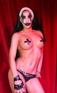Stripteasetänzerin buchen