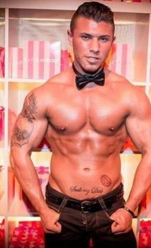 Striptease Tänzer buchen in NRW